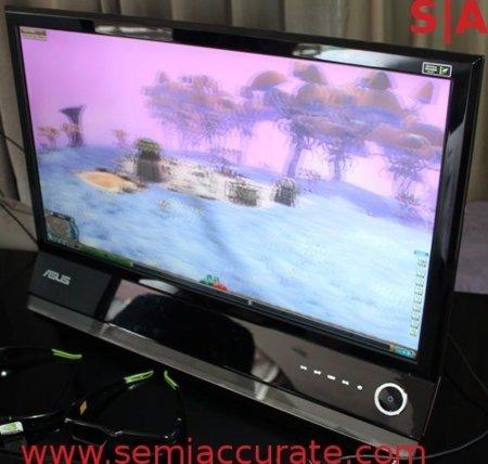 Asus PG276h 3D