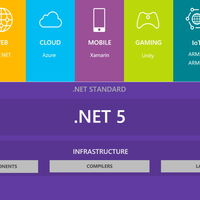 Ya podemos descargarnos el framework .NET 5.0, disponible por primera vez para Windows ARM64 y WebAssembly