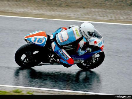 GP Indianápolis, Jules Cluzel