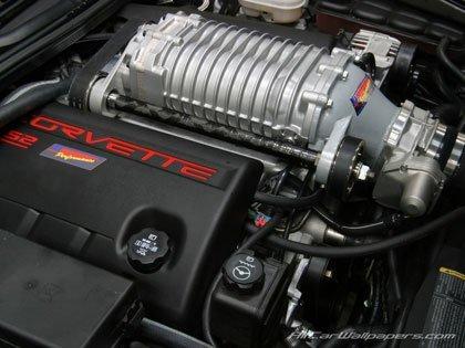 Geiger Corvette C6 SC 524 Kompressor