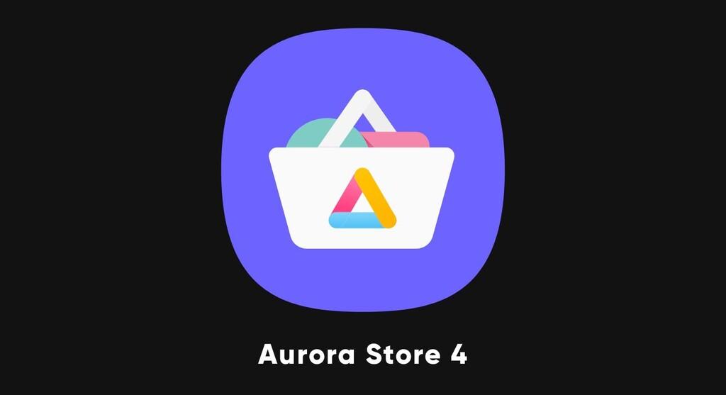 La mejor opción a Google™ Play se parece todavía mas a la negocio de Android: nueva Aurora Store v4