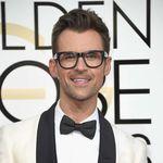 Los chicos de blanco: los que desafiaron la clásica black tie en los Golden Globes