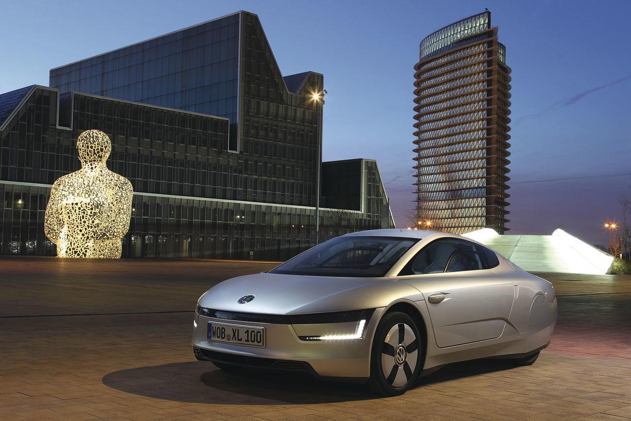 Foto de Volkswagen XL1 2013 (14/49)