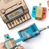 Nintendo Labo llega a México de manera oficial, estos son sus precios