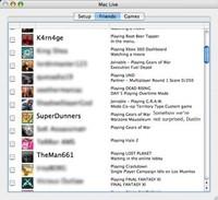 MacLive: amigos, XBox Live y Mac