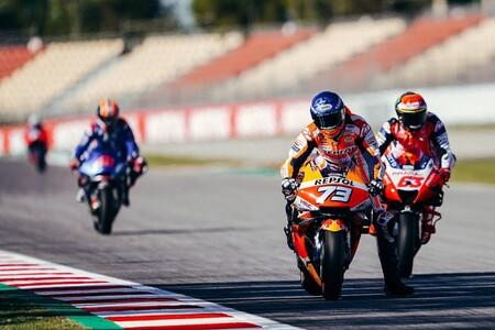 Marquez Barcelona Motogp 2020