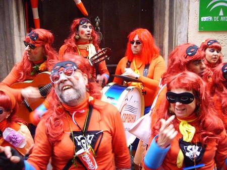 Cadiz Carnaval Chirigota
