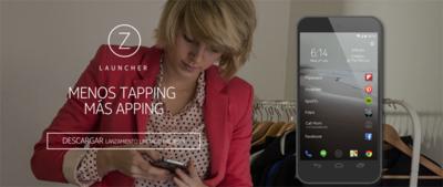 Nokia prueba suerte con Z Launcher, lanzador de aplicaciones Android