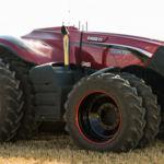 Este impresionante tractor autónomo y una tablet es todo lo que necesitas para cultivar tus tierras