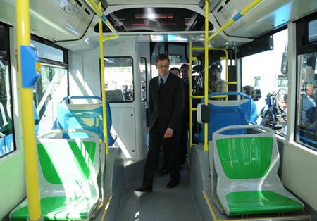 Autobuses EMT 2008