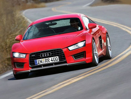 Nuevos rumores sobre el Audi R4
