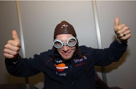 Nicky Hayden dará la vuelta de demostración en el Indy 500
