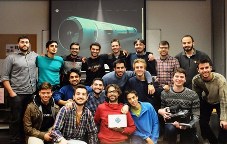 Hyperloop Upv Team