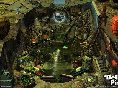 Bethesda Pinball es lo nuevo de Zen Studios, y te trae las mesas de Fallout, DOOM y Skyrim