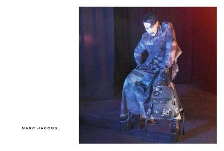 Marilyn Manson Marc Jacobs Fall 2016 Campaign