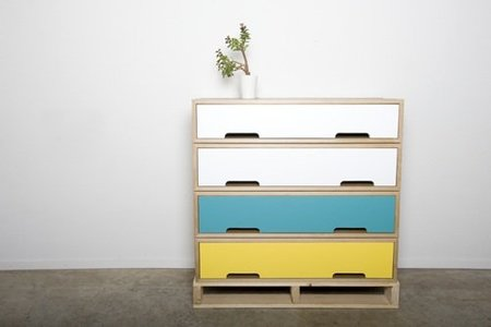 Muebles especiales para la primavera