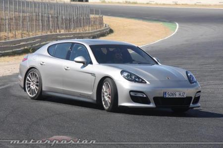 Porsche Panamera GTS, miniprueba (parte 2)
