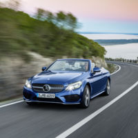 Mercedes-Benz Clase C  y C 43 AMG Cabrio, marcando el paso para los medianos premium