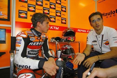 """Marc Márquez cumple 10 años en MotoGP: """"Jorge Lorenzo tiene talento para volver a ser campeón"""""""