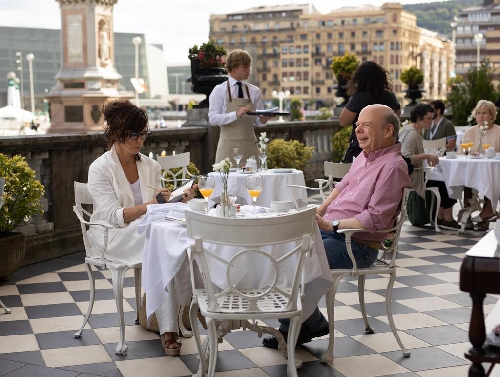 'Rifkin's Festival': Woody Allen nos propone un agradable paseo por San Sebastián para hablar de la vida, el amor y el arte