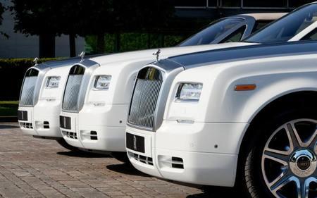Rolls-Royce Phantom Juegos Olimpicos Londres 2012