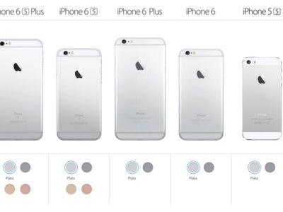 ¿Quieres un iPhone dorado? Pues tendrá que ser uno de los nuevos iPhone 6s o 6s Plus