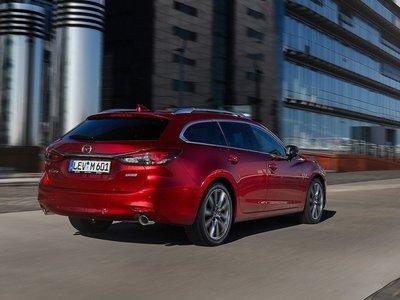 Mazda6 Wagon: mayor estabilidad en un coche familiar que promete más espacio