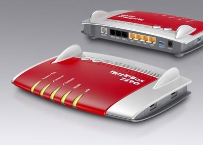 Fritz!Box 7490, nuevo router de AVM para ofrecer mayor rendimiento