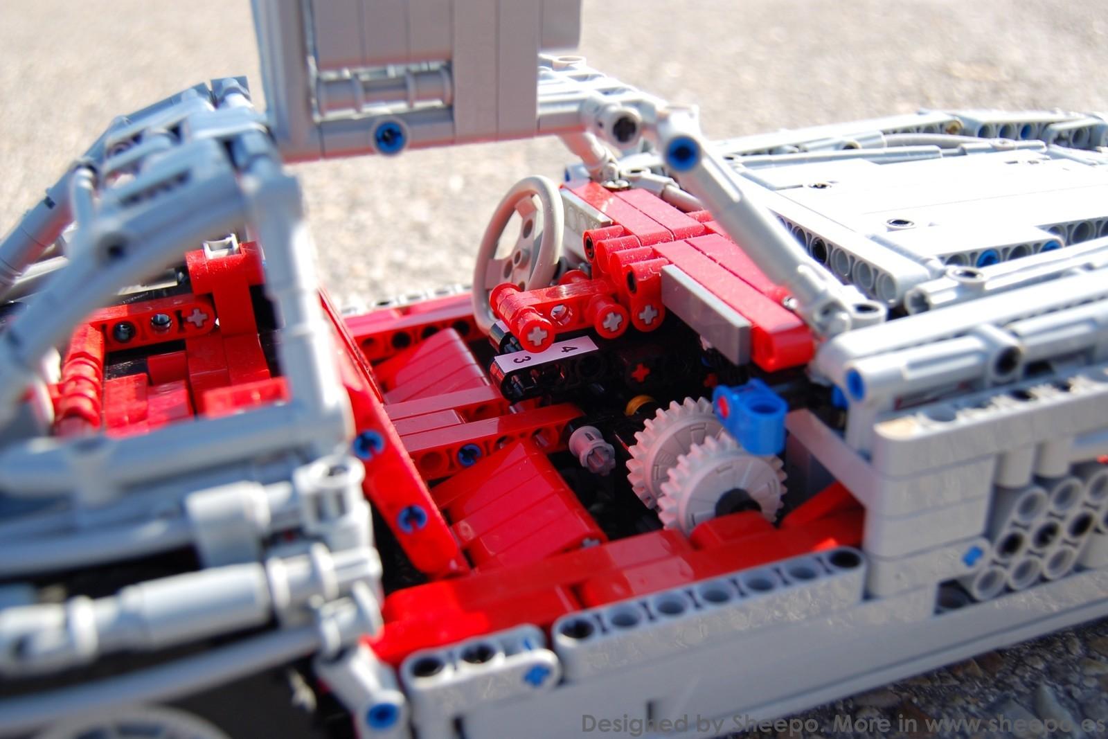 Foto de Diseños de Sheepo en Lego (22/37)