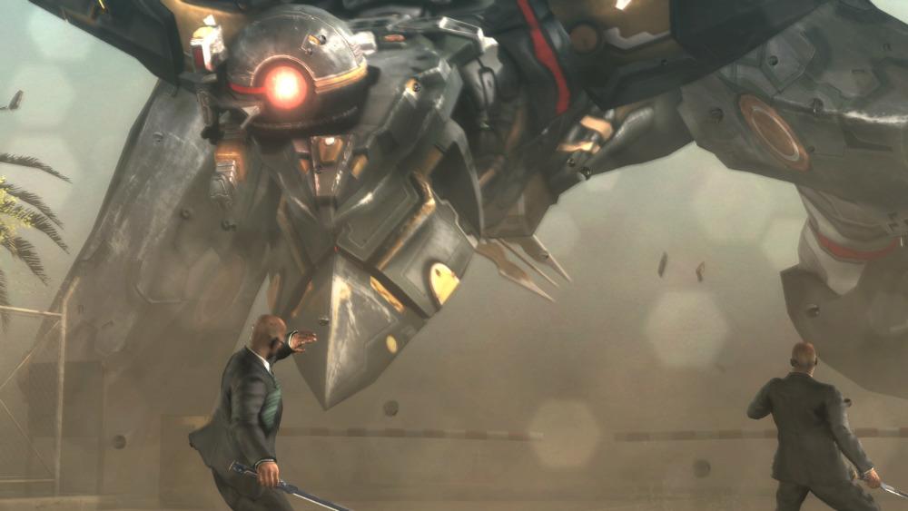Foto de Metal Gear Rising: Revengeance - 22/02/2012 (5/6)