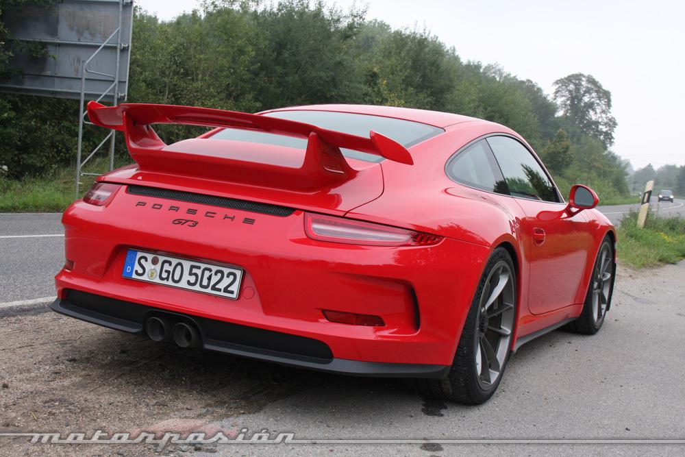 Foto de Porsche 911 GT3 (prueba) (3/19)