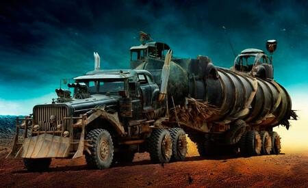 ¡Subasta apocalíptica! Los mastodontes de 'Mad Max: Fury Road' buscan dueño