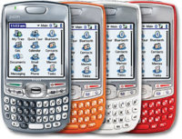 Direct Push de Microsoft en las Treo con Palm OS
