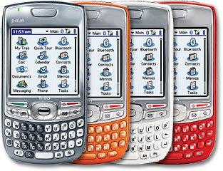 Direct Push de Microsoft en las Treo con Palm OS
