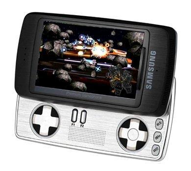 SPH-B520, el móvil para jugar de Samsung