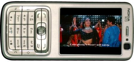 Media Magic, descarga de películas al teléfono móvil en la India
