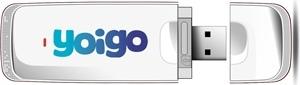 Nuevo módem USB de Yoigo