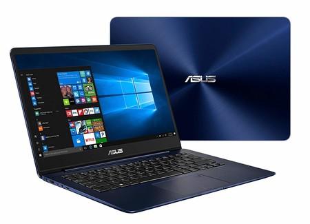 Portátil Asus ZenBook UX430 de 256GB, con Core i5, por 749,90 euros y envío gratis