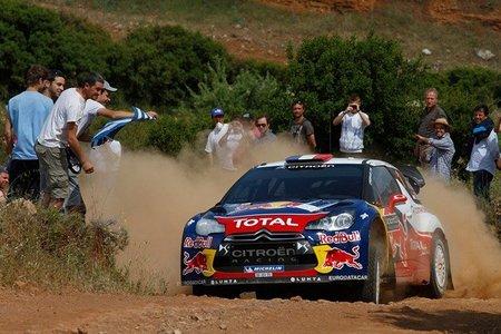 Rally Acrópolis 2012: Sébastien Loeb sigue siendo el Dios del Olimpo
