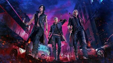 Devil May Cry 5 Special Edition luce así de bien en su tráiler de lanzamiento para la nueva generación