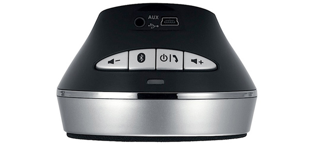 Genius SP-900BT, un bonito altavoz inalámbrico con micrófono incorporado