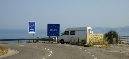 Frontera Espana Francia