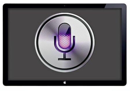 Televisor Siri de Apple