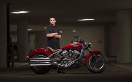 Indian Motorcycle quiere cabelleras, junto a Jared Mees a la carga en el AMA Pro Flat Track
