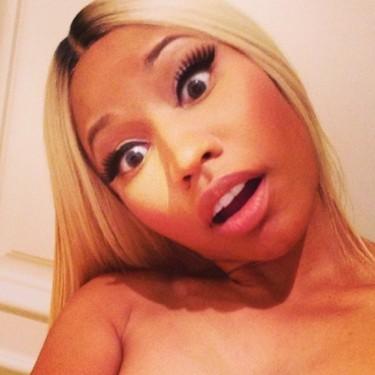 Nicki Minaj, ¿quién quiere sujetador si puedes llevar cubrepezones?
