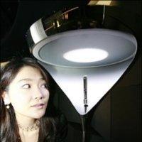 Hana, lámpara y altavoz al mismo tiempo