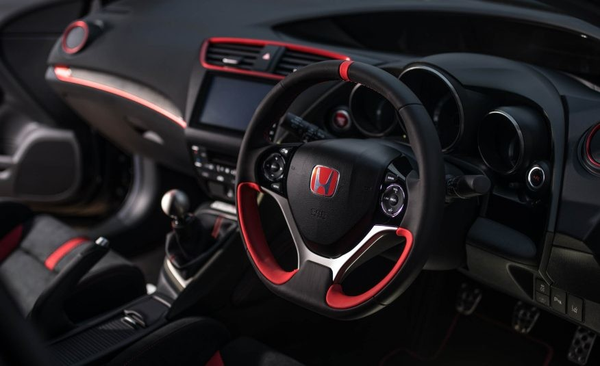 Foto de Honda Civic Type R Black Edition (5/6)