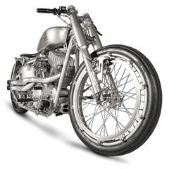 Foto 9 de 24 de la galería hd-iron-riot en Motorpasion Moto