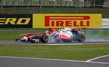 GP de Gran Bretaña F1 2011: Felipe Massa vuelve a despertar en Silverstone