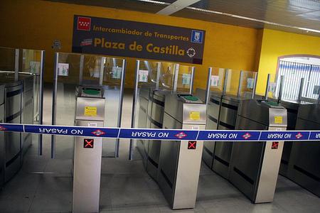 Hoy entra en vigor la subida de los títulos de transporte en Madrid